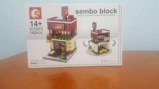 Pizza Hut Lego