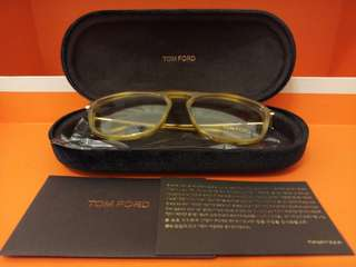 TOM FORD Glasses Eyewear