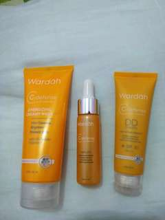 Take all Wardah C defense series
