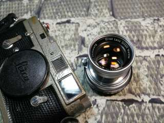 Leica summicron M 50mm f2縮頭五