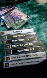 PS1 Original PAL