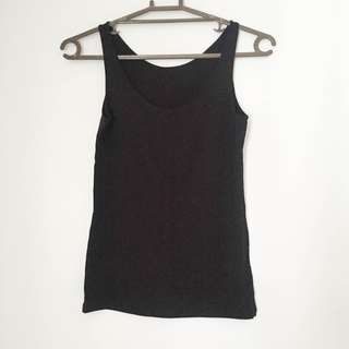 Uniqlo airism sleeveless top