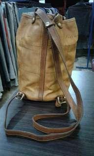 Authentic preloved Alviero Martini Bag Pack