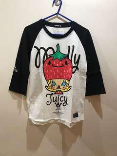 Stayreal molly juicy tee s size