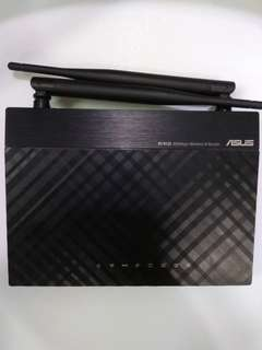 Asus RT-N12E Router 無線路由器