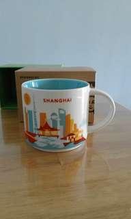 Starbucks Shanghai mug