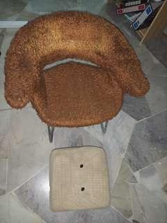 Chair & Stool