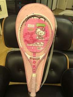 Hello Kitty Junior Tennis Racket for Girls