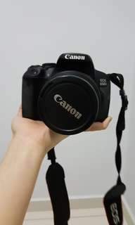 Canon EOS 650D *Nero price*