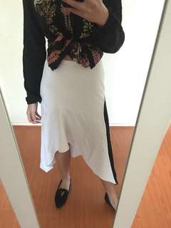CAMILLA AND MARC ASYMMETRICAL SKIRT SIZE 6