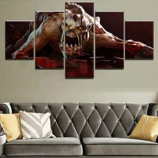 Dota 2 Lifestealer Canvas Print