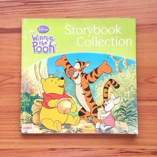 Disney Winnie the Pooh Storybook Collection