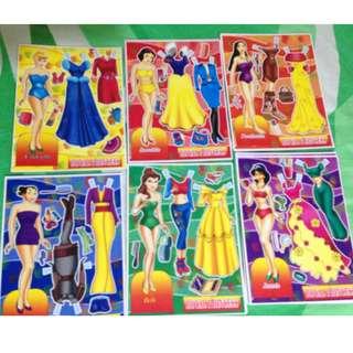 Paper Doll Princess
