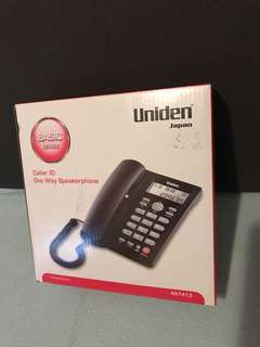 Uniden AS7413 Basic Telephone