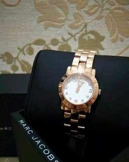 Jam tangan Marc Jacobs Watch MBM3078 Ori