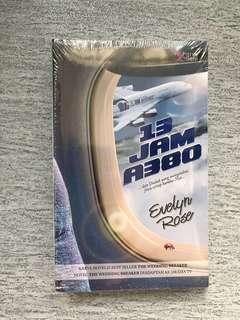 13 jam A380 malay novel