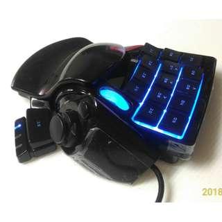 Razer Nostromo 雷蛇諾斯魔艦電競鍵盤
