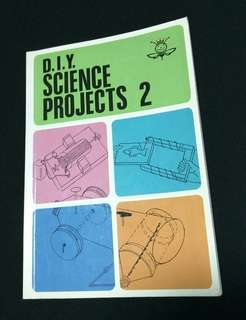 🚚 DIY Science Projects 2