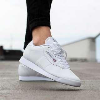 Reebok Princess White Shoes