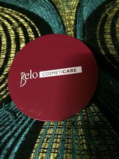Belo cosmeticare face powder in natural