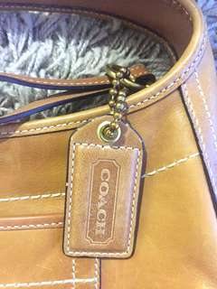 (Reduced) Authentic Coach bag