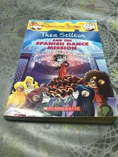 🚚 Geronimo Stilton: Thea Stilton and The Spanish Dance Mission