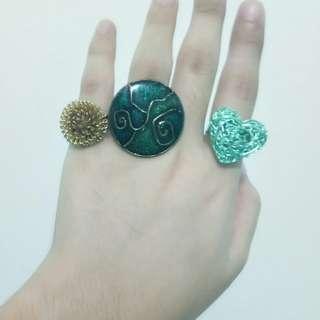 Fashion Rings (20 each)