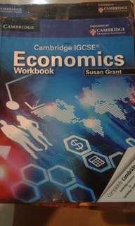 Buku Ekonomi kelas 9 dan 10