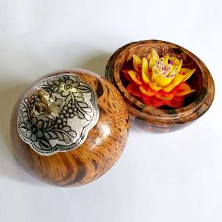 Soap Flower Carving with Scent