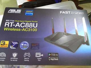 Asus RT-AC88U Router Brand new replacement set