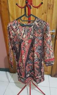 Batik Blouse / Dress