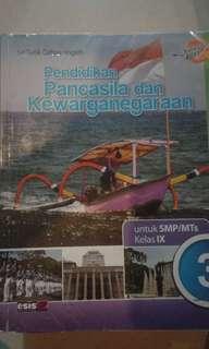 Buku PKN kelas 9