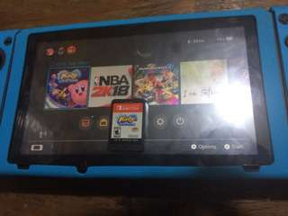Nintendo Switch game Kirby Star Allies cart only