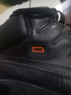 Worx safety shoes