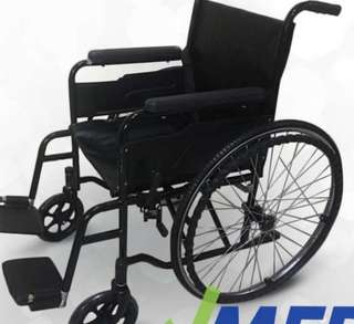 Standard Foldable Wheelchair