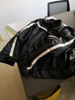 Komine safety jacket for sale