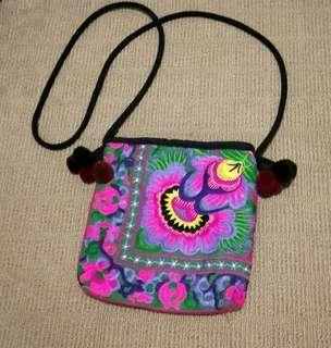 Ethnic boho bag