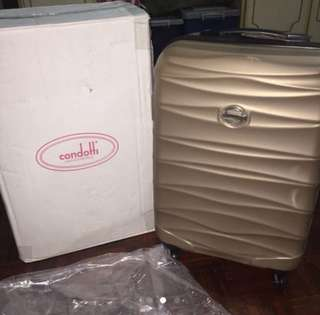 "🆕Condotti 20"" Trolley luggage"