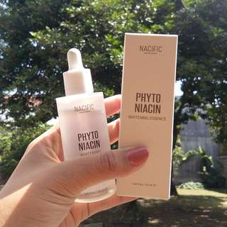 Natural Pacific (Nacific) Phyto Niacin Whitening Essence