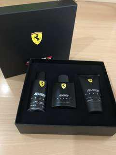 Ferrari perfume set