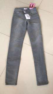 Blugirl Folies Grey Slim Fit Jeans