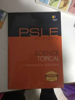 Science PSLE Book
