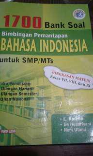 Buku bahasa indonesia kelas 9