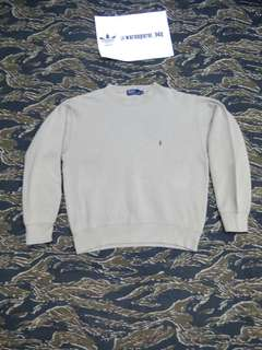 Crewneck polo by ralph laurent