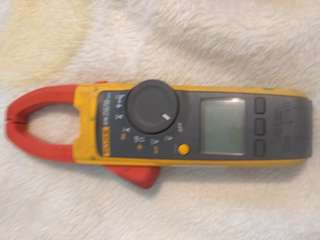 Fluke 376 true rms clamp meter with i-flex