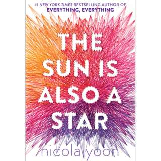 The Sun Is Also a Star (Nicola Yoon)