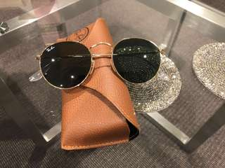 RayBan sunglasses round metal (RB3447) in 50mm 🌟💫🌻🌞