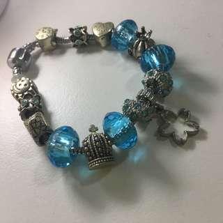 Pandora Inspired Charm Bracelet