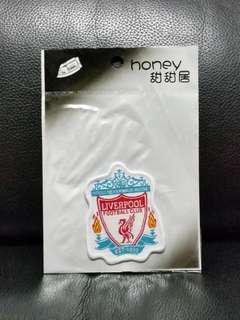 Brand New Liverpool Football Club FC Embroidered Iron On Patch 📮📮FREE POSTAGE📮📮