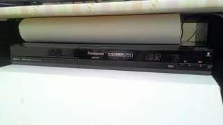 Panasonic DMR-EH58 HDD & DVD RECORDER (250GB)